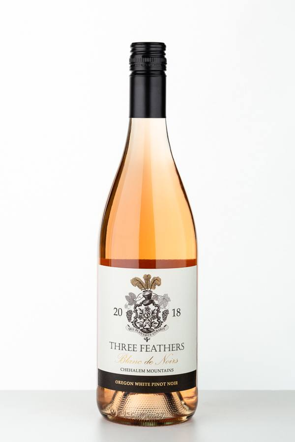 Three Feathers Blanc de Noirs 2018